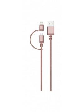 Câbles USB COLORBLOCK pour modèle universel Universel - CB2MCABLERG