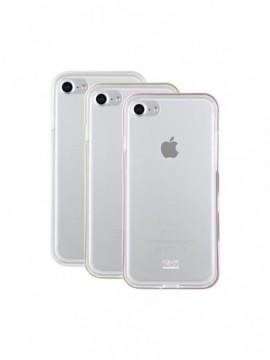 Bumpers COLORBLOCK pour modèle IPHONE 7 - CBPCOV3IN1IP7RG