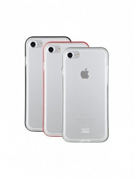 Coque rigide COLORBLOCK pour modèle IPHONE 8 - CBPCOV3IN1IP7SLV