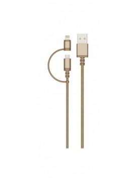 Câbles USB COLORBLOCK pour modèle universel Universel - CB2MCABLEG