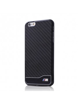 COQUE RIGIDE BMW M COLLECTION NOIR CARBONE ALUMINIUM
