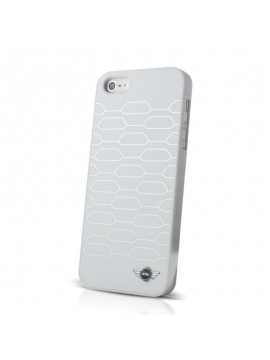 COQUE RIGIDE MINI KIDNEY SHAPES BLANCHE