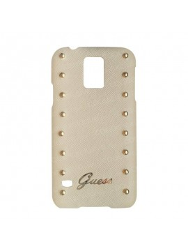 COQUE RIGIDE GUESS NEW STUDDED CREME